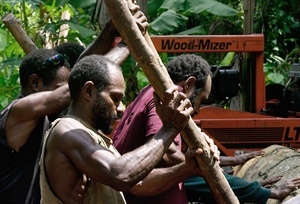 Building Papua New Guinea one board at a time