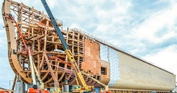 Wood-Mizer sawmills at Noah's Ark