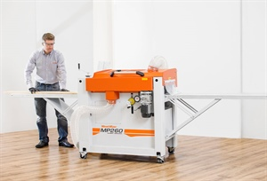 Wood-Mizer releases affordable MP260 4-sided Planer/Moulder for...