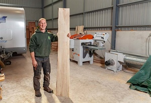 From sawing raw logs to moulding finished flooring – One Scotsman...