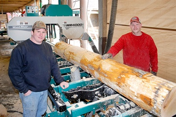American sawmill upgrades to WM4000 technology