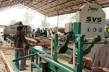 'Smart' SLP sawmilling success in Kenya